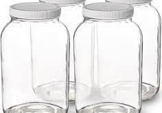 خرید انواع جار شیشه ای