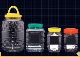 خرید و فروش انواع قوطی جار پت بطری