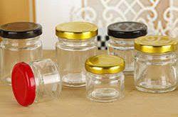 خرید ظرف شیشه ای و پلاستیکی عسل در ایران