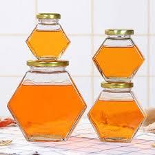 ظروف شیشه ای عسل