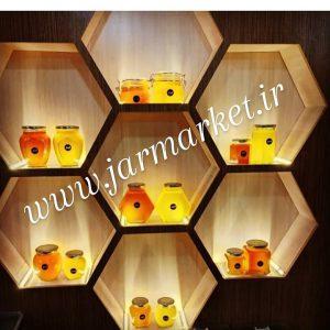 بسته بندی زیبای عسل