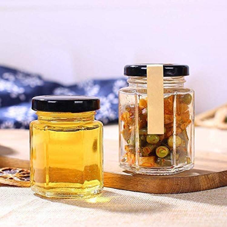 قیمت شیشه عسل شیک | انواع جار شیشه ای فانتزی عسل