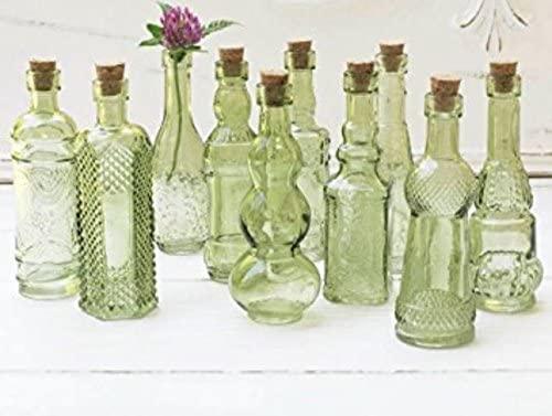 فروش بطری شیشه ای با چوب پنبه به قیمت کارخانه